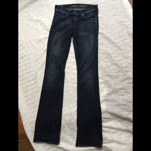 Citizens Humanity Kelly low rise Jeans 26